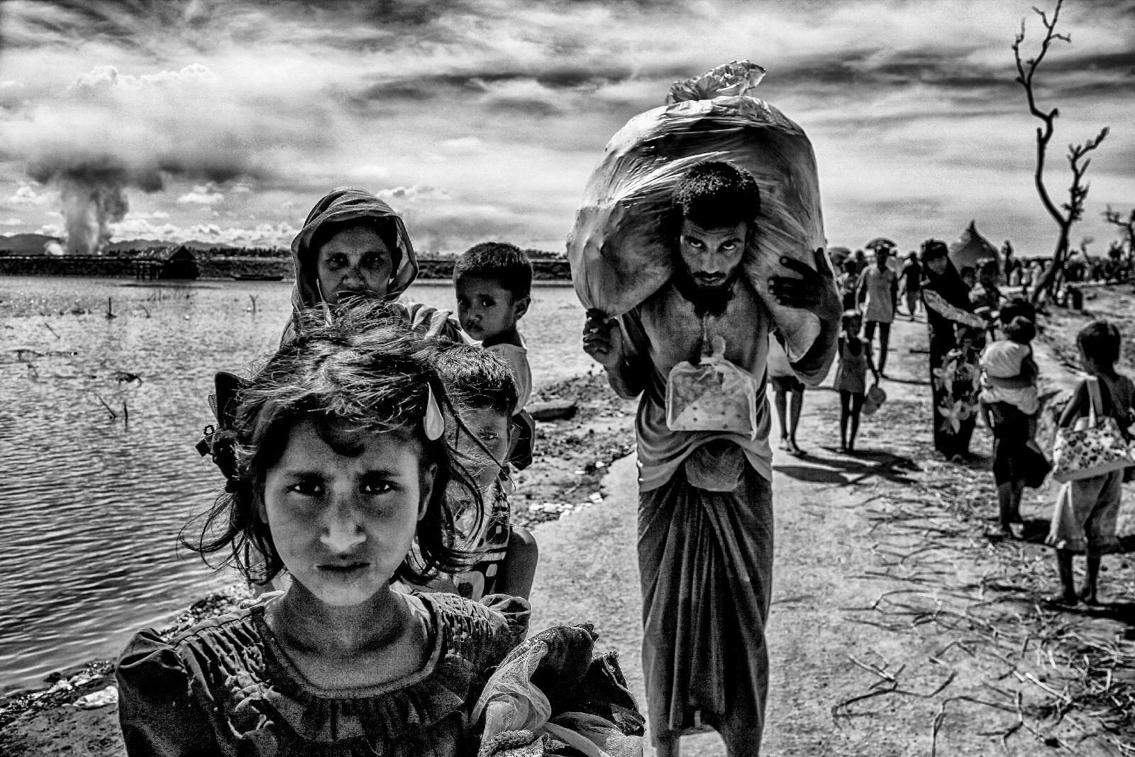 I am Rohingya ‹ M R Hasan